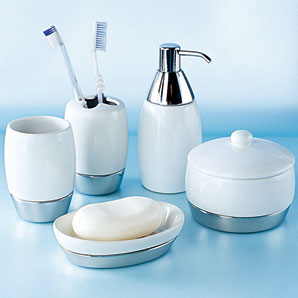bathroom accessories set on Bathroom Accessories Set